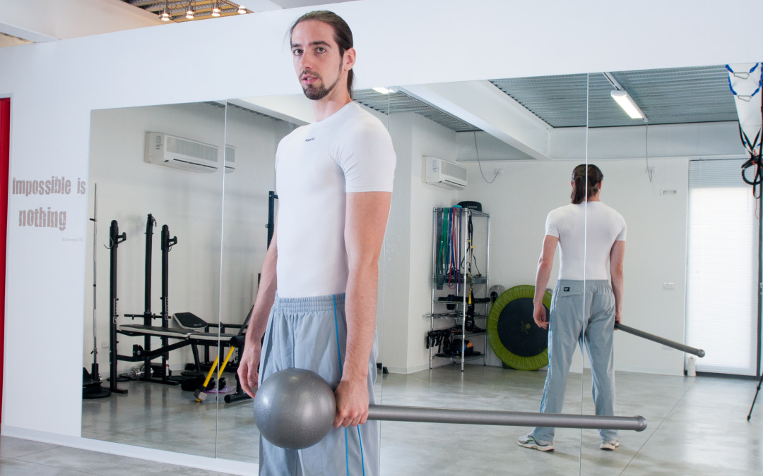 Macebell: primi 3 esercizi base per la parte superiore del corpo