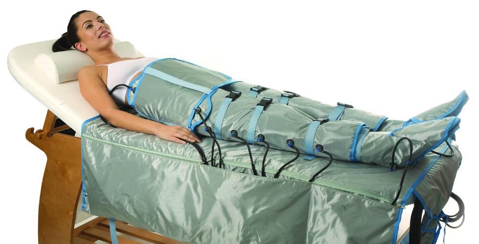 I benefici del massaggio dopo l'allenamento fisico: la pressoterapia